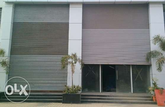 Commercial shop space available in WAKRA