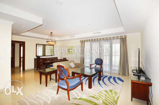 Marina view fully furnished 2 Bedrooms home