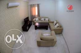 luxury 2-bedroom fully furnished flats for rent in al sadd