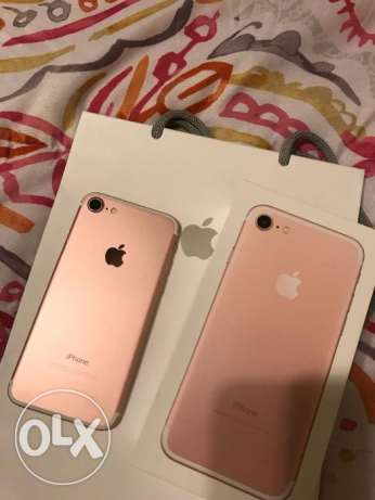 New Apple iPhone 7 - 32GB - Rose Gold for sale