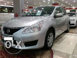Brand New Nissan Tiida Model 2016