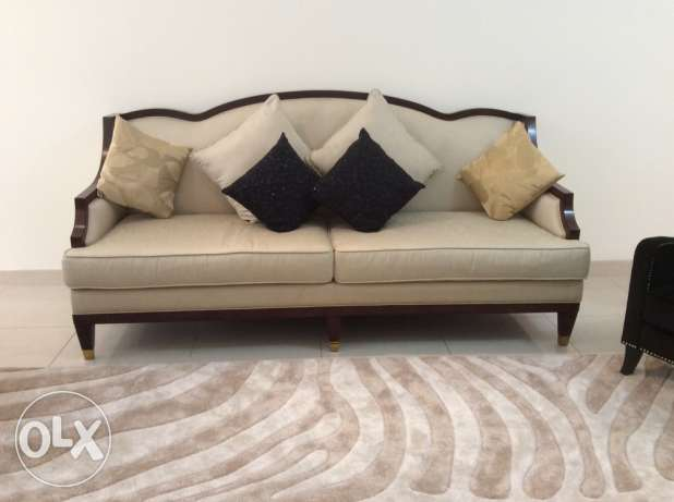 Sofa Set 3 seater + 2 seater