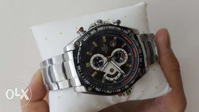 Casio Edifice Chronograph watch