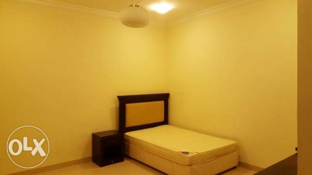 Nice semi furnished studio near tawar mall