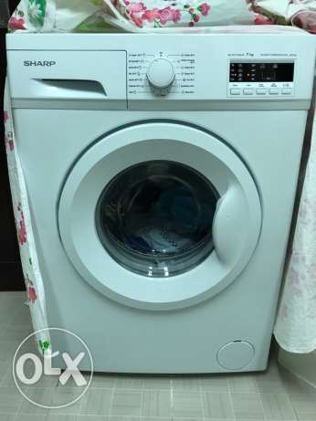 sharp full automatic washing machine