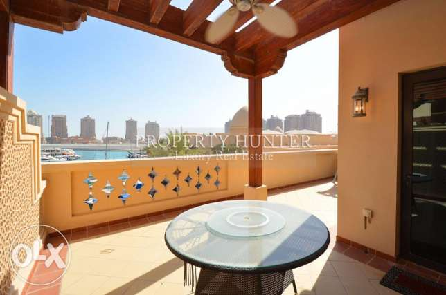 Four + Maid Massive Townhouse with Marina views الؤلؤة -قطر -  4