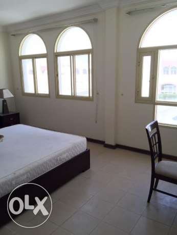 3 bhk specious fully furnished flat in madinat khalifa south fr family