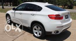 X6 twin-turbo XDrive 35i with Extended service package