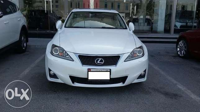 Used Lexus IS 250 Model 2011