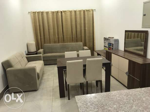 brand new fully furnished two bed room at Wakra Opp retail mart