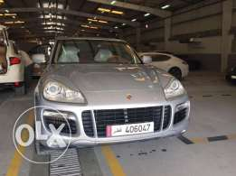 I want to sell my Silver 2008 Porsche Cayenne Turbo