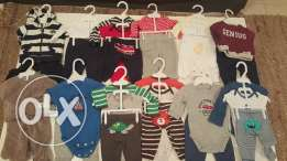 Lot Baby clothes new