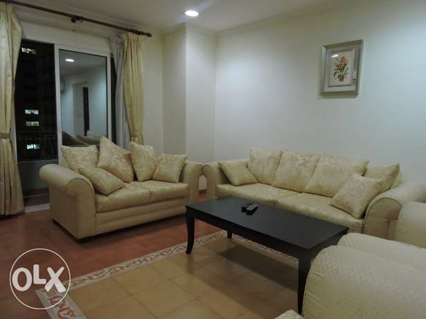 2-Bedroom Furnished near Cornich