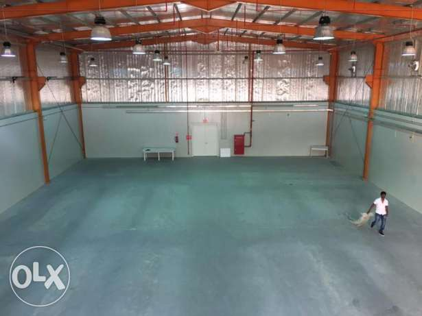 HOT!! Approved warehouse, dedicated office, inclusive of utilities