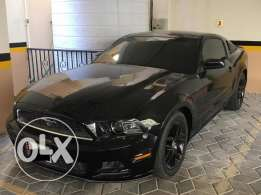 Black Ford Mustang 2014 with Warranty for Sale