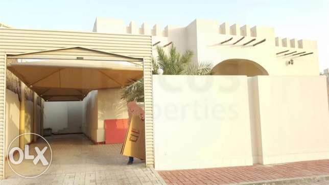 4 BHK Unfurnished Stand Alone Villa for Family at Thumama