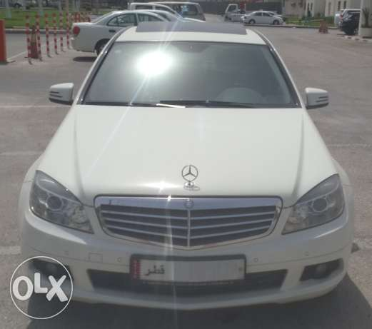 Mercedes C180 Model 2011 perfect condition low mileage