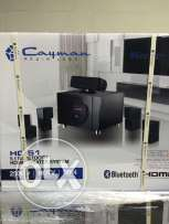 Cayman Media Labs Home Theater HD-51