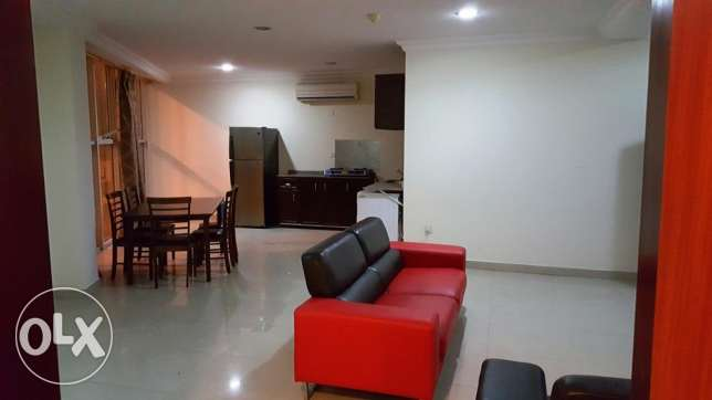 1 BHK near Muntaza for QR. /=
