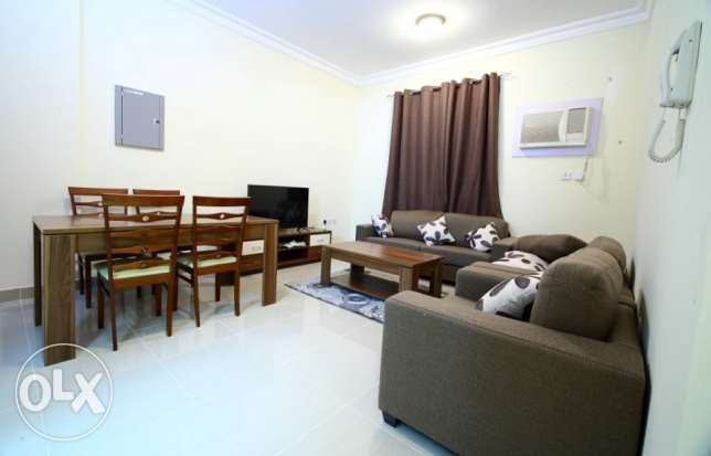 DJC040 - Fully Furnished 2 Bedroom Apartments for Rent (Plus 1 month)