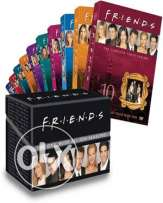 FRIENDS: Complete Season 1-10 (30 HD DVD Box Set) - Perfect Gift