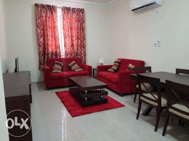 شقة مفروشة في السد / fully furnished apartment in al sadd