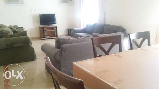 Fully furnished 2Bed/ R Flat for Rent Mansoura