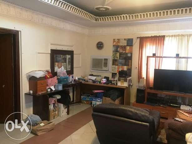 3 BHK Unfurnished Flat in Dafna (near to University Petrol)