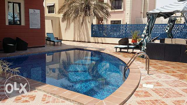 1-BHK Fully-Furnished Apartment in [Muaither] معيذر -  6