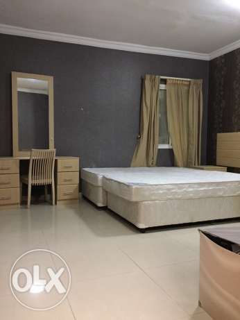 fully furnished 2 BHK in al nasr السد -  5