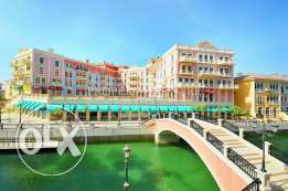 1 Bedroom Apartment in Qanat Quartier with ecstatic Canal view