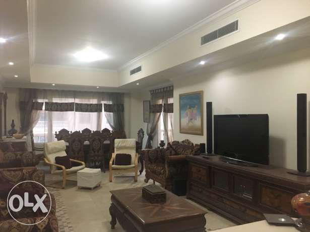 2 bedroom fully furnished with terrace, The Pearl
