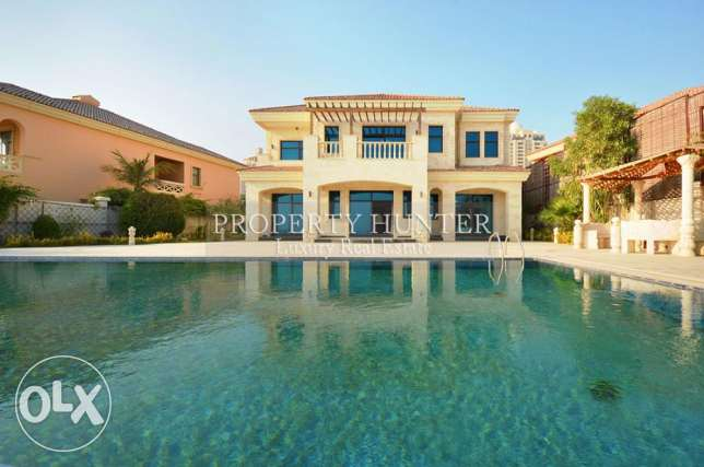 Modern 4+Maid Furnished Villa