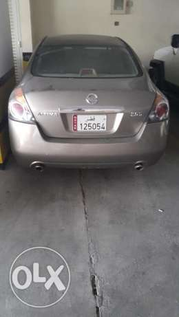 Nissan Altima 2008 Low mileage