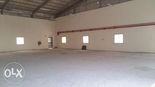 Warehouse for Rent at Doha Industrial Area المدينة الصناعية -  2