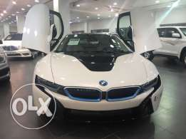 BMW i8 2016 great deal