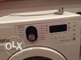 Samsung automatic washing machine and dryer