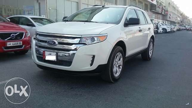 Brand New Ford - Edge Model 2013 أبو هامور -  1