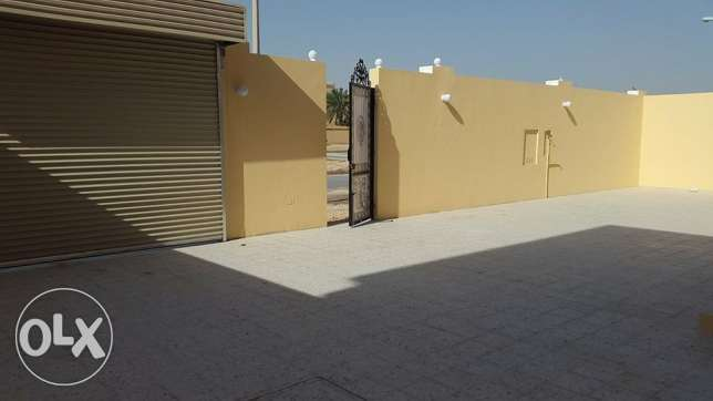 Al Khor 7BHK Brand New Villa for Family at Qr. 13,000 with Split ACs