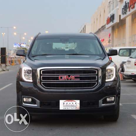 New GMC YUKON 4*4 Model 2017
