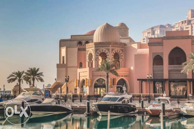 Discounted Rent Price ! At The Pearl Qatar الؤلؤة -قطر -  2