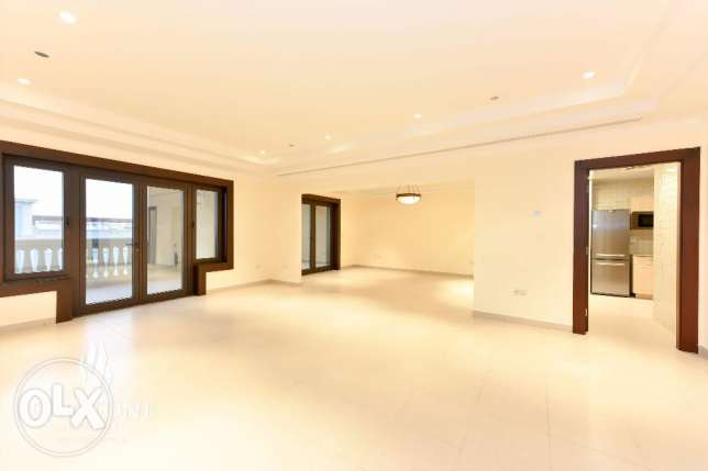 Spacious & Elegant 2-Bedroom Apt. at The Pearl with a view