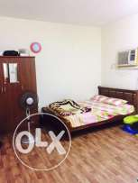 2 Bedroom family flat for rent at Mansoura