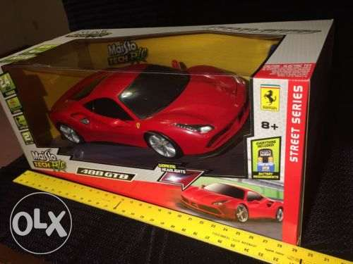 Pre-loved Ferrari RC Car
