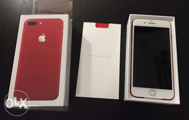 My Apple Phone 128GB RED