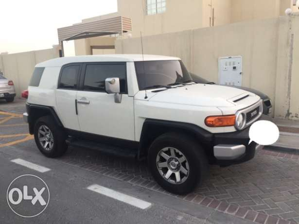 Very Clean FJ Cruiser 2014