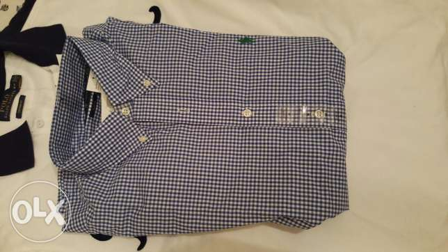 Brand new Ralph lauren shirts قلب الدوحة -  4