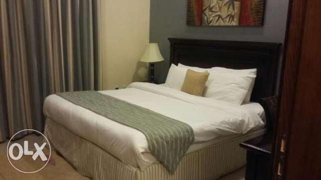 Hotel Apartment fullyfurnished 1BHK Doha available in al sad