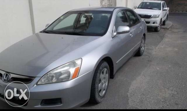 HONDA ACCORD 2008 for urgent sale