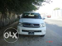 PICK UP FOR SALE – Toyota Hilux Double Cabin 2009